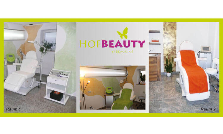 Behandlungsräume Kosmetikstudio HofBeauty