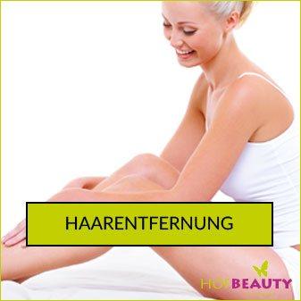 Dauerhafte Haarentfernung im Kosmetikstudio HofBeauty