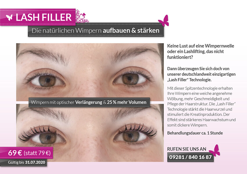 Aktion Lash Filler