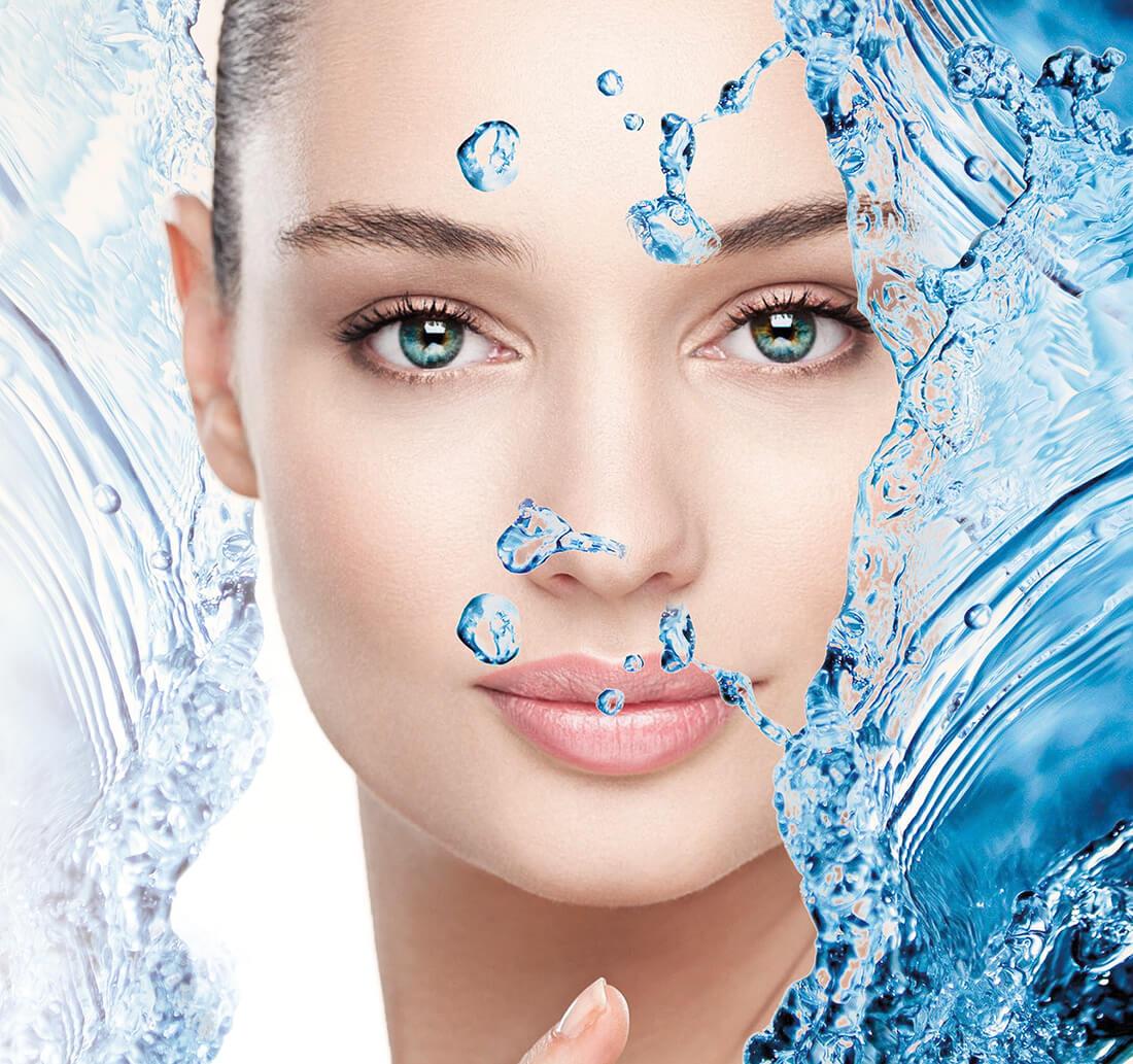 Aqua Facial Behandlung im Kosmetikstudio HofBeauty