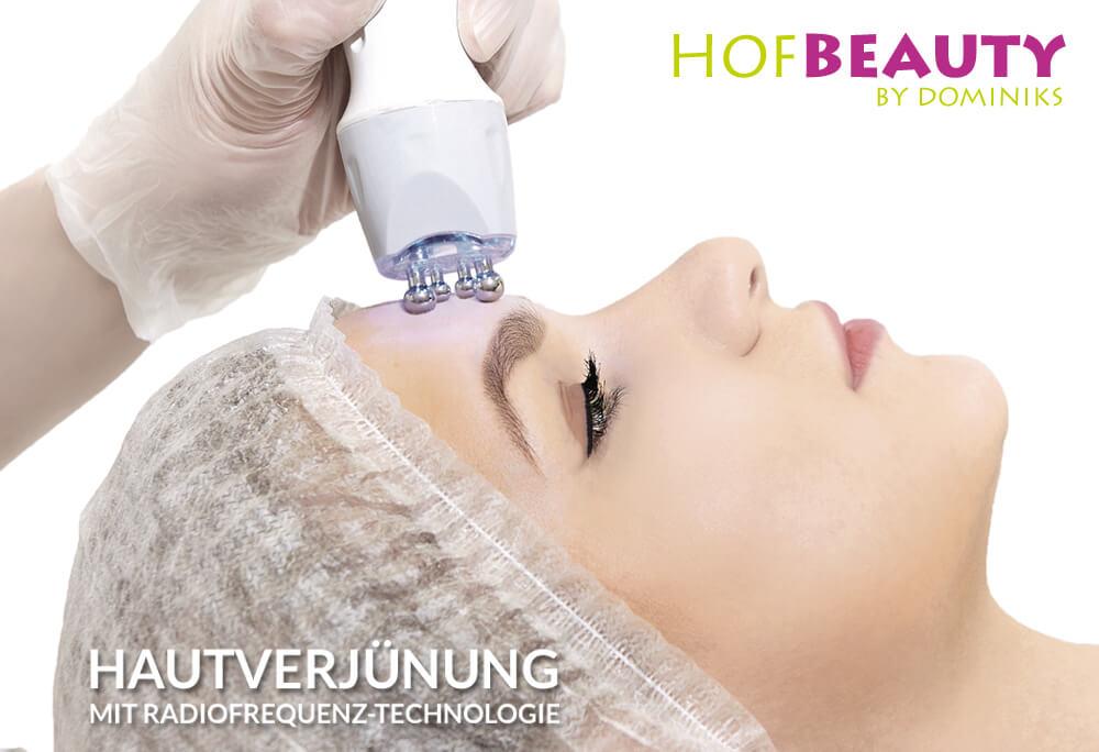 Hautverjüngung Radiofrequenz-Technologie-HofBeauty-Kosmetikstudio