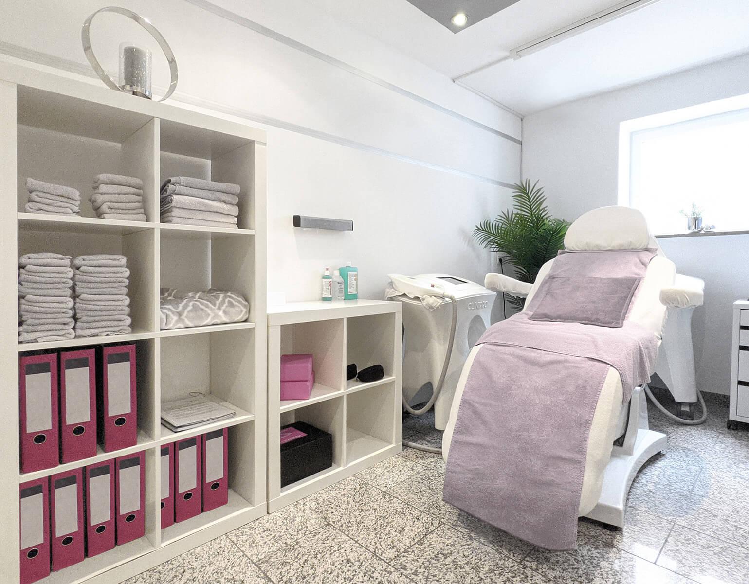 Kosmetikstudio HofBeauty - Behandlungsraum 01