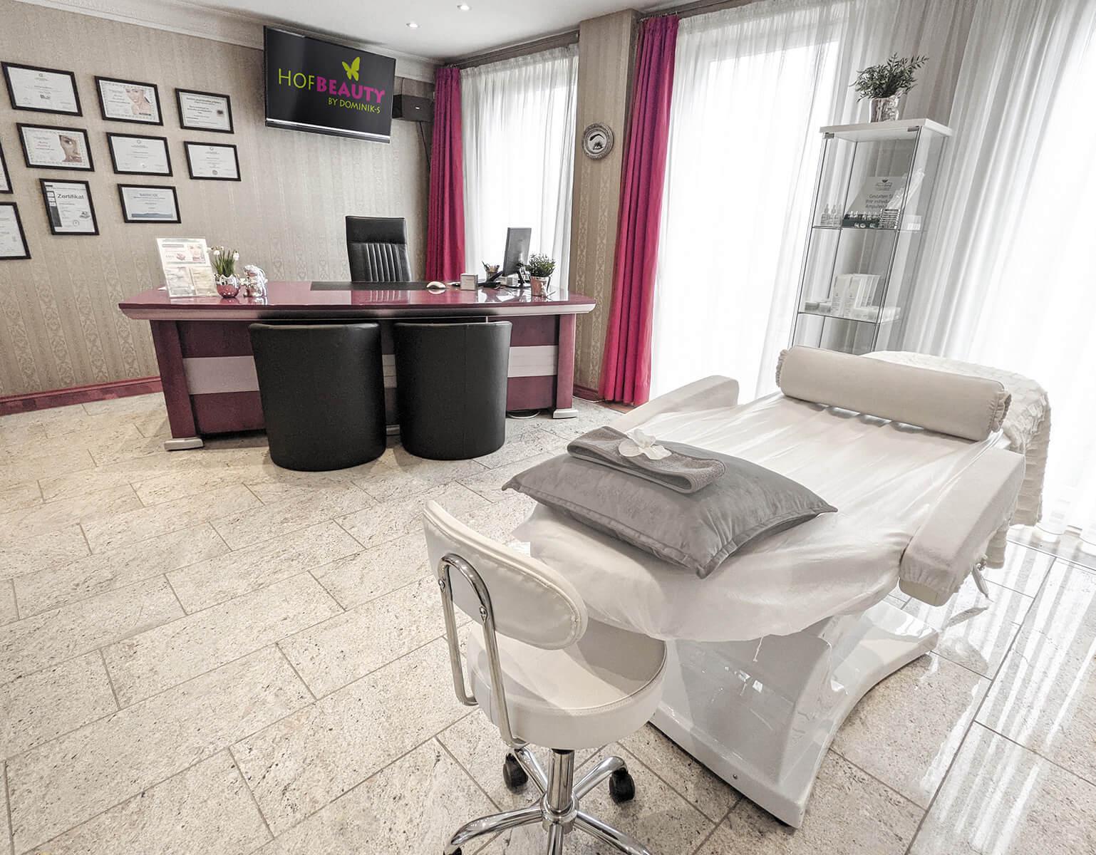 Kosmetikstudio HofBeauty - Behandlungsraum 02