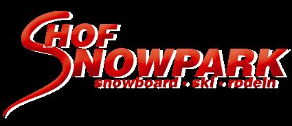 HofSnowpark -Skilift mitten in Hof