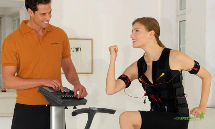 Abnehmen durch EMS-Training