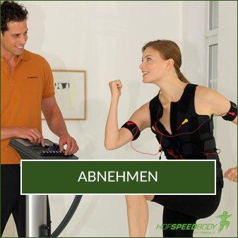 Abnehmen EMS-Training