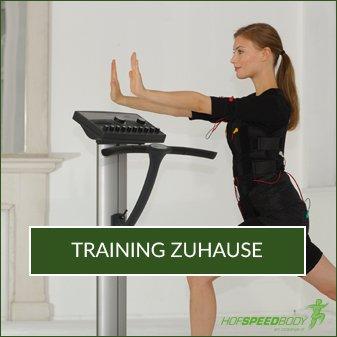 EMS-Training zu Hause