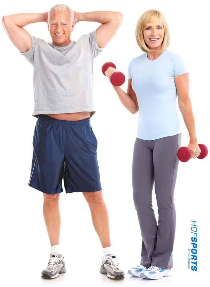 Muskelaufbau Krafttraining
