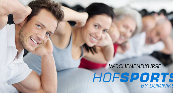 Fitness am Samstag