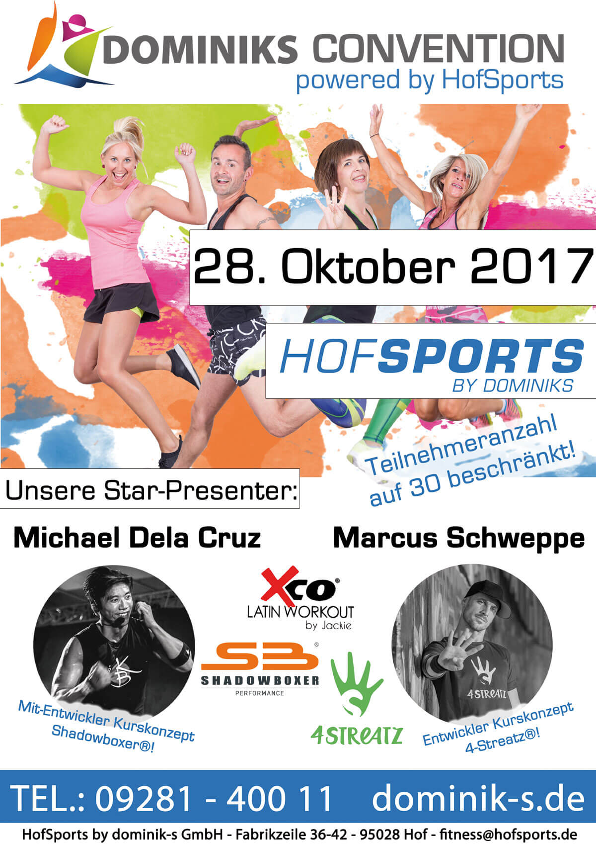 HofSports Fitness Convention