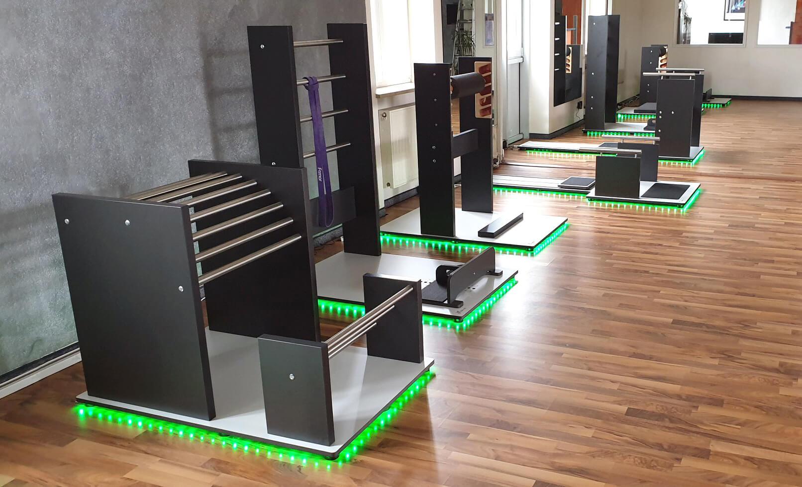 HofSports fle-xx Muskellängentraining - Geräte