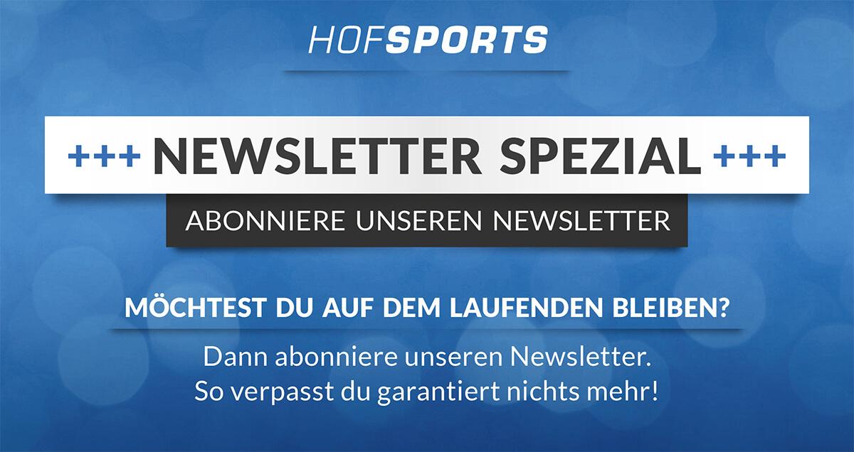 Newsletter-Anmeldung-HofSports