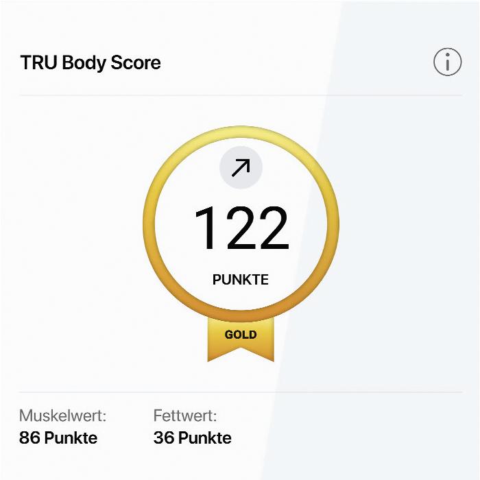 HofSports - Körperanalyse deines Fitnesslevels mit der neuen seca TRU Waage