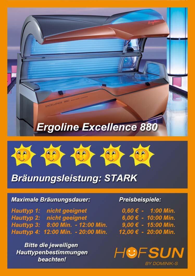 Ergoline Excellence 880
