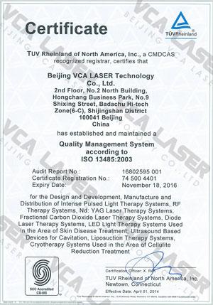 Kryolipolyse TÜV-ISO Zertifikat KryoFit-Studio Hof