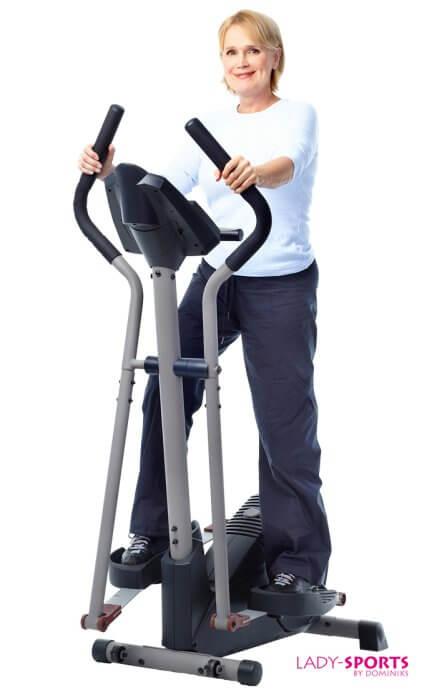 Cardio Fitness Lady-Sports