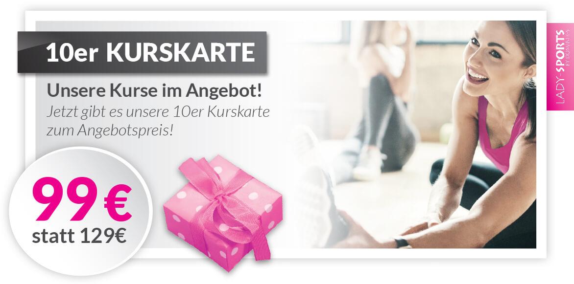 Gutschein-Aktionspreis-Fitnessstudio-Lady-Sports-10er-Tageskarte-Kurse