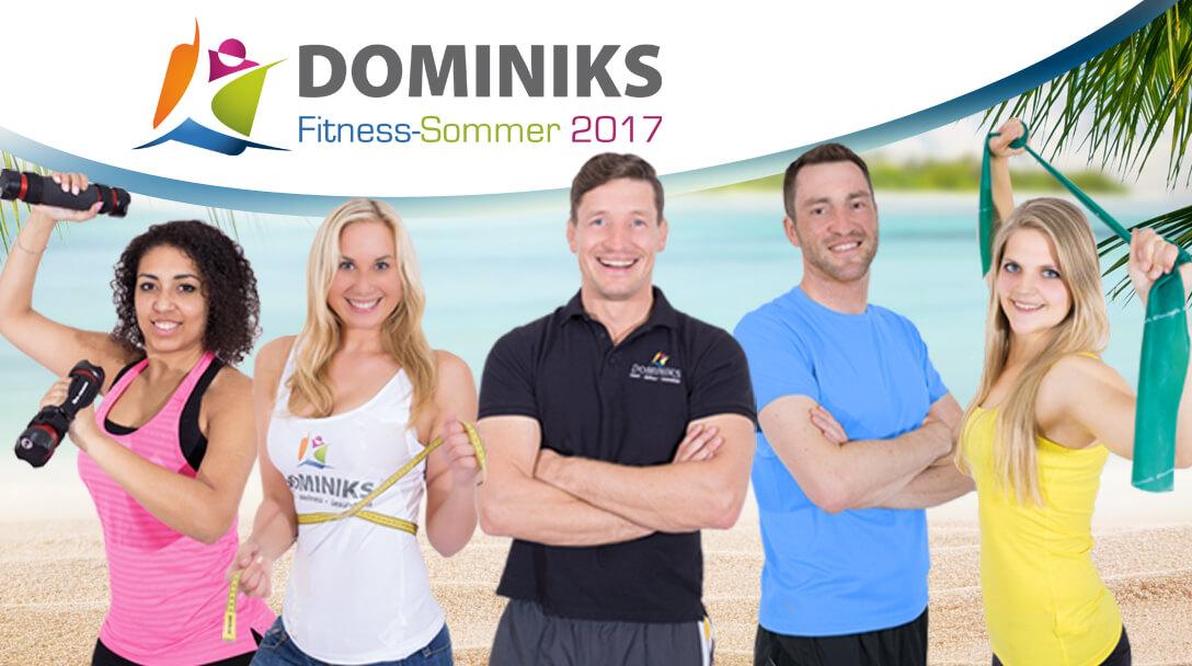 Dominiks Fitness-Sommer 2017 – Gewinne