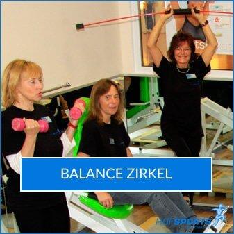 Balance Zirkel Fitnesskurs HofSports