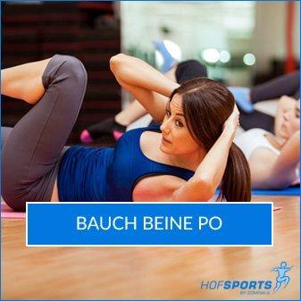 Bauch, Beine, Po Fitnesskurs HofSports