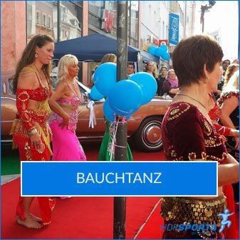 Bauchtanz Fitnesskurs HofSports