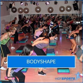 BodyShape Fitnesskurs HofSports
