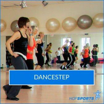 Dance Step Fitnesskurs HofSports