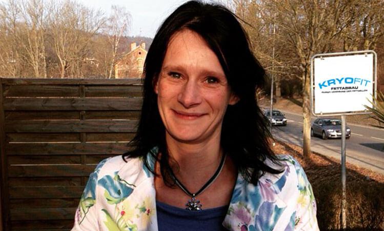 Angelique über ihre Erfahrungen bei der Kryolipolyse-Behandlung