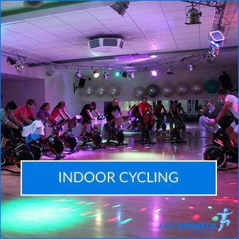 Indoor Cycling Fitnesskurs HofSports