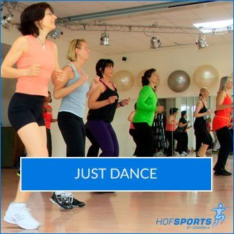 Just Dance Fitnesskurs HofSports