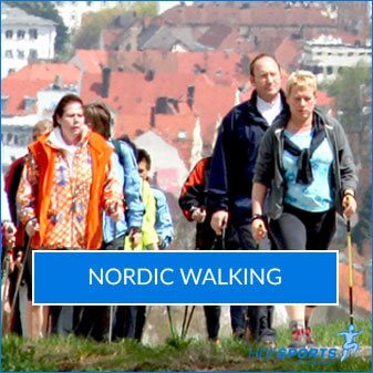 Nordic Walking Fintnesskurs HofSports