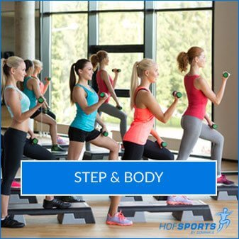 Step and Body Fitnesskurs HofSports