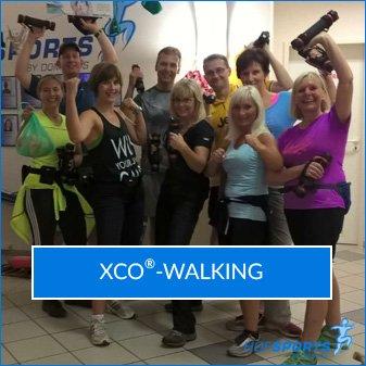 XCO-Walking Fitnesskurs HofSports