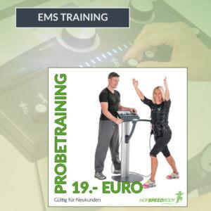 EMS Probetraining HofSpeedbody
