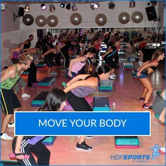 Move your Body Fitnesskurs HofSports