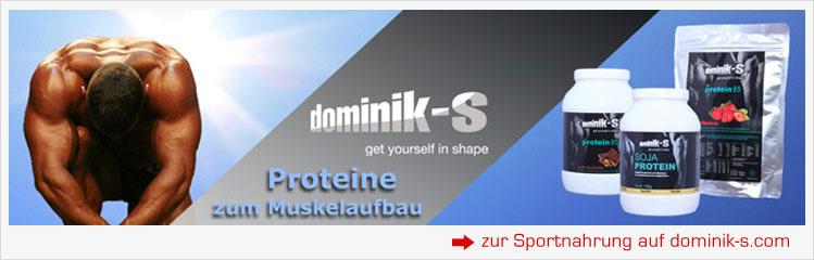 Proteine Sportnahrung