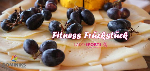 Fitness-Frühstück Lady-Sports