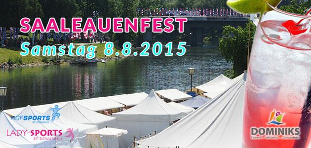 Saaleauenfest 2015
