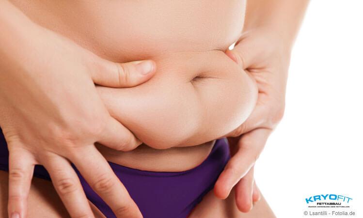 Am Bauch abnehmen und effektiv Bauchfett reduzieren