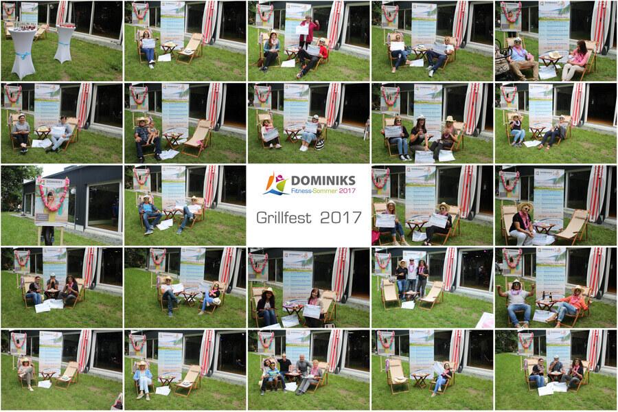 Eindrücke von unserem Grillfest im Lady-Sports!