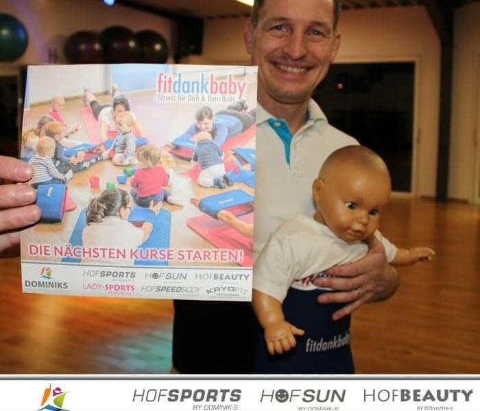 Fitdankbaby – Neujahrsangebot – Lady-Sports