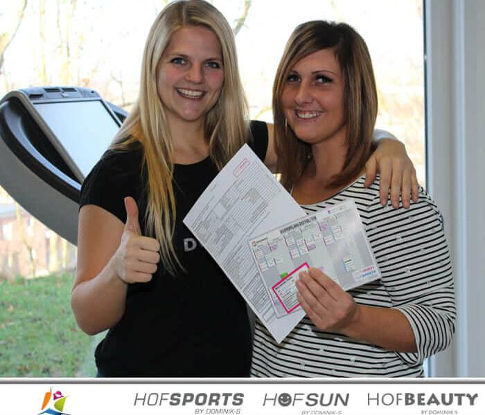 Ein halbes Jahr gratis im Lady-Sports trainieren!
