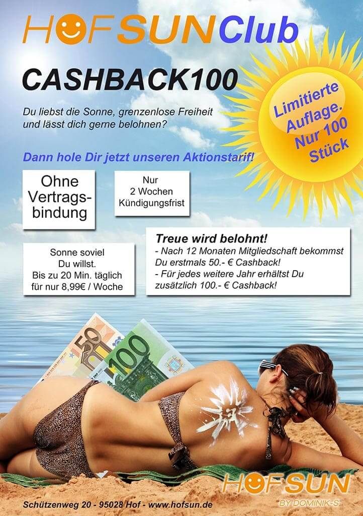 CASHBACK100