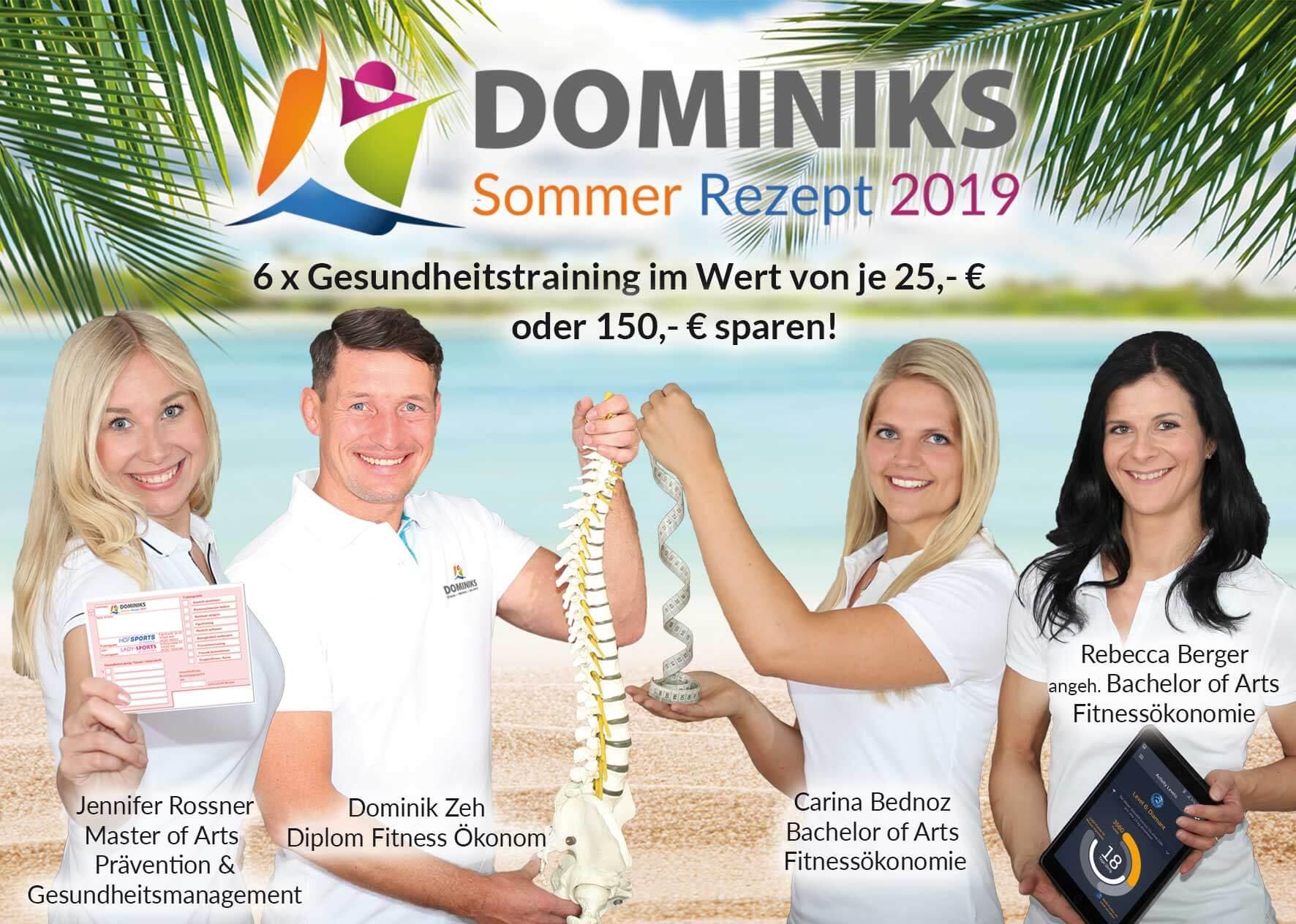 Sommer Rezept 2019