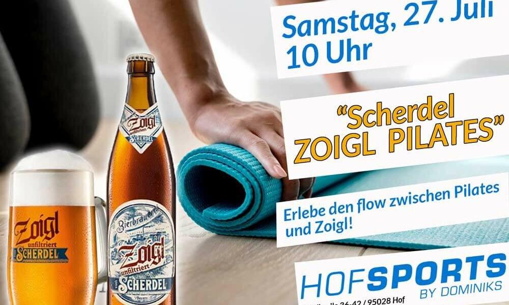 Pilates meets Zoigl!