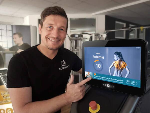 HofSports und Lady-Sports-Wiedereröffnung-Fitnesscenter-Fitnessstudio in Hof