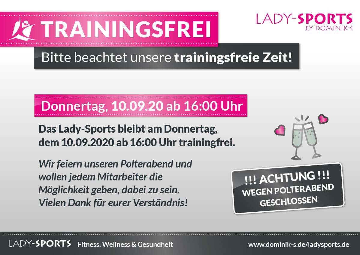 LadySports-wegen-Polterabend-geschlossen