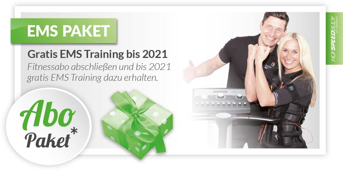 HofSpeedBody-EMSTraining-Gutschein-Rabatt-Paket