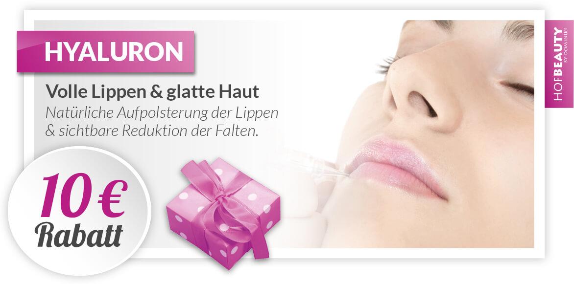 Kosmetikstudio-HofBeauty-gutschein-Hyaluron-10euro-Rabatt