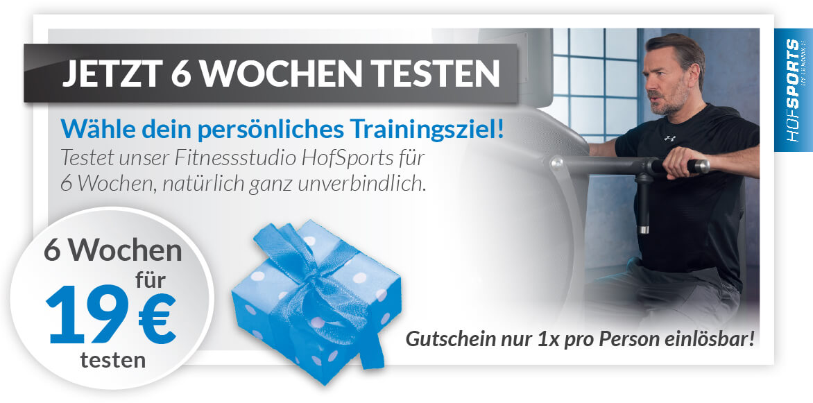Fitnessstudio-HofSports-Rabatt-Gutschein-6Wochen-testen